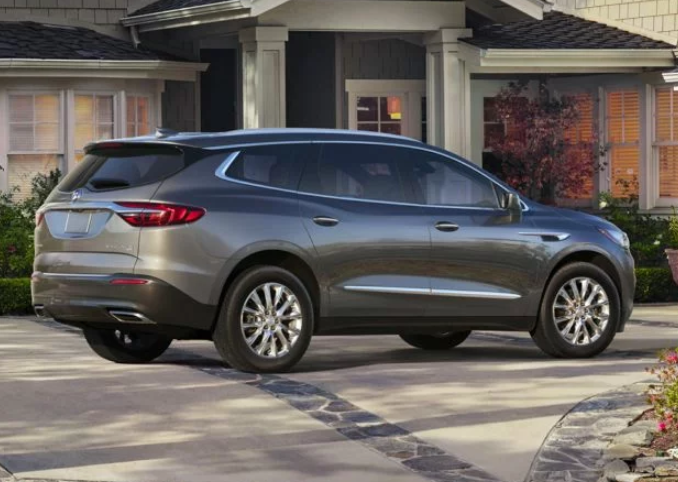 2020 Buick Enclave Interior Release Date Price Colors