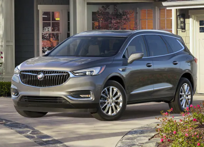 2019 Buick Enclave Interior Colors Release Date Buick Engine