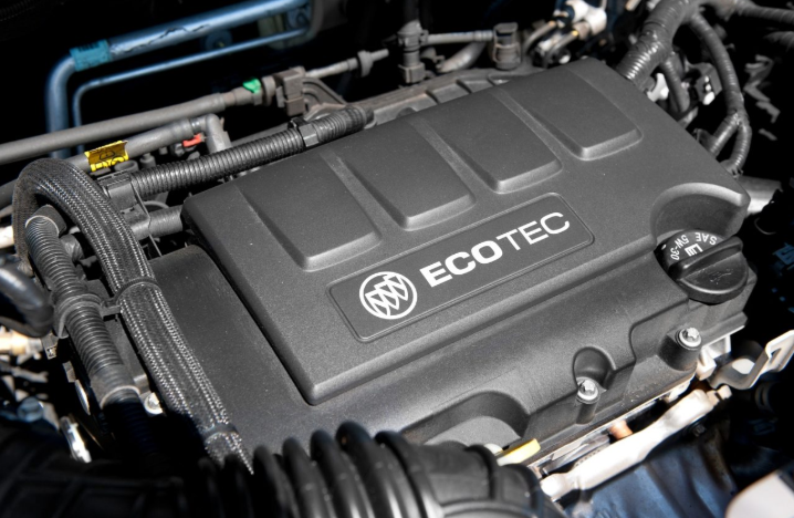 2021 Buick Encore Engine