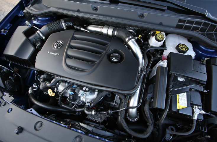 2020 Buick Envision Engine