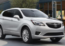 2019 Buick Envision Preferred Exterior