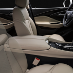 2019 Buick Envision Preferred Interior