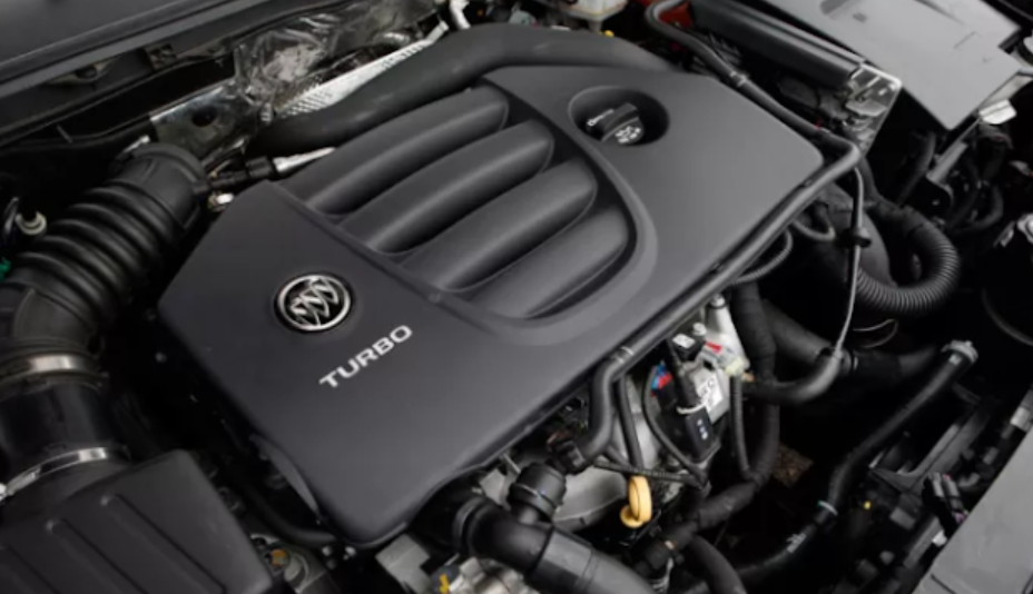 2020 Buick Regal Engine
