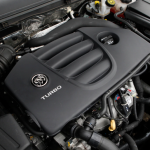 2019 Buick Regal GS Engine