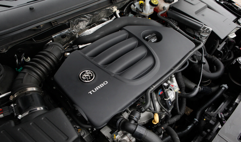 2021 Buick Regal GS Engine
