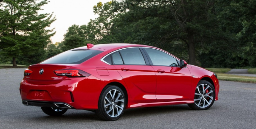 2021 Buick Regal GS Exterior
