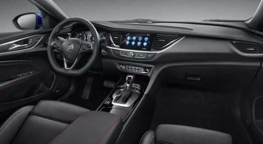 2021 Buick Regal Interior