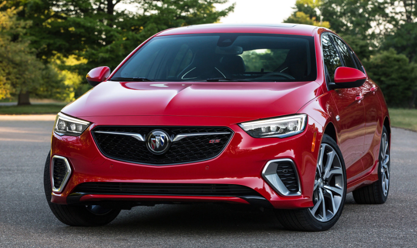 2019 Buick Regal Exterior