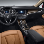 2019 Buick Regal Interior