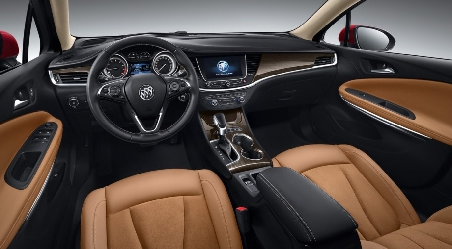 2020 Buick Regal GS Interior