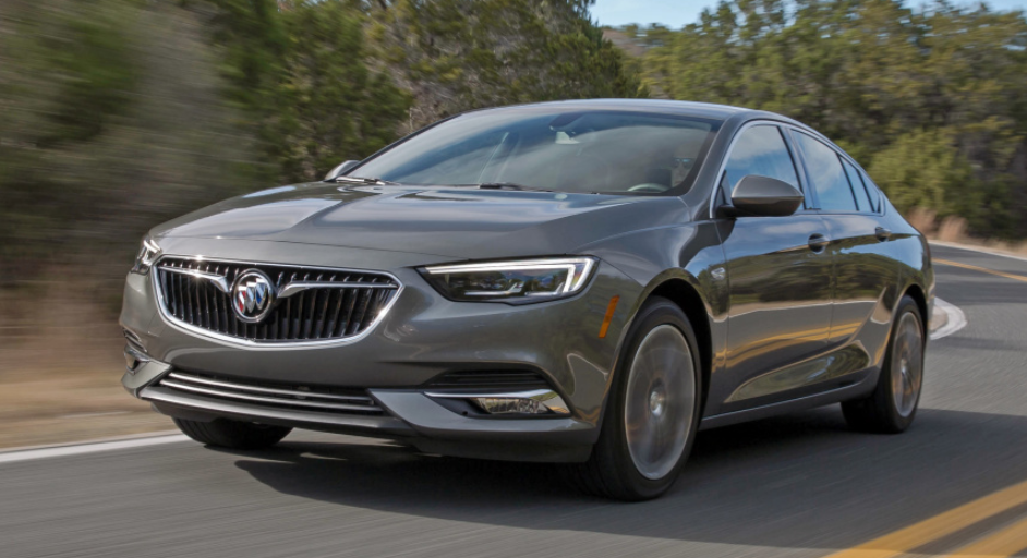 2020 Buick Regal GS Exterior