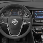 2020 Buick Encore Sports Touring Interior