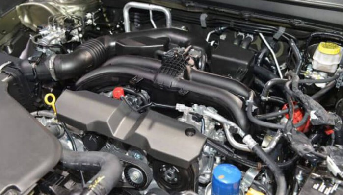 2019 Buick Grand National Engine