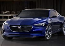 2020 Buick Grand National Exterior