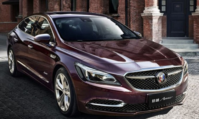 2020 Buick Lacrosse Refresh Price Interior Buick Engine