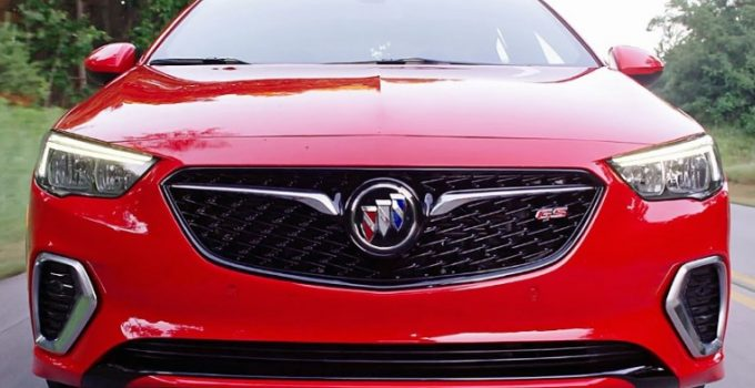 Buick Regal GS 2020 Exterior