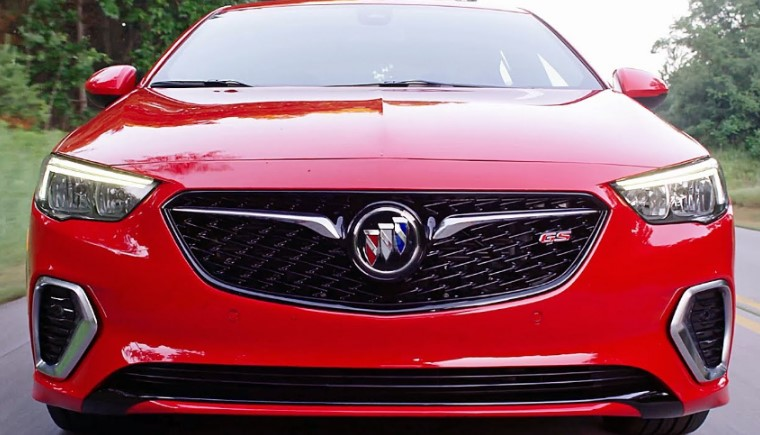 Buick Regal Gs 2020 Specs Interior Release Date Buick Engine