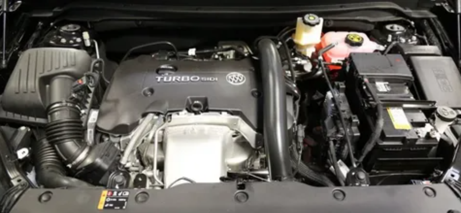 2023 Buick Envision Engine