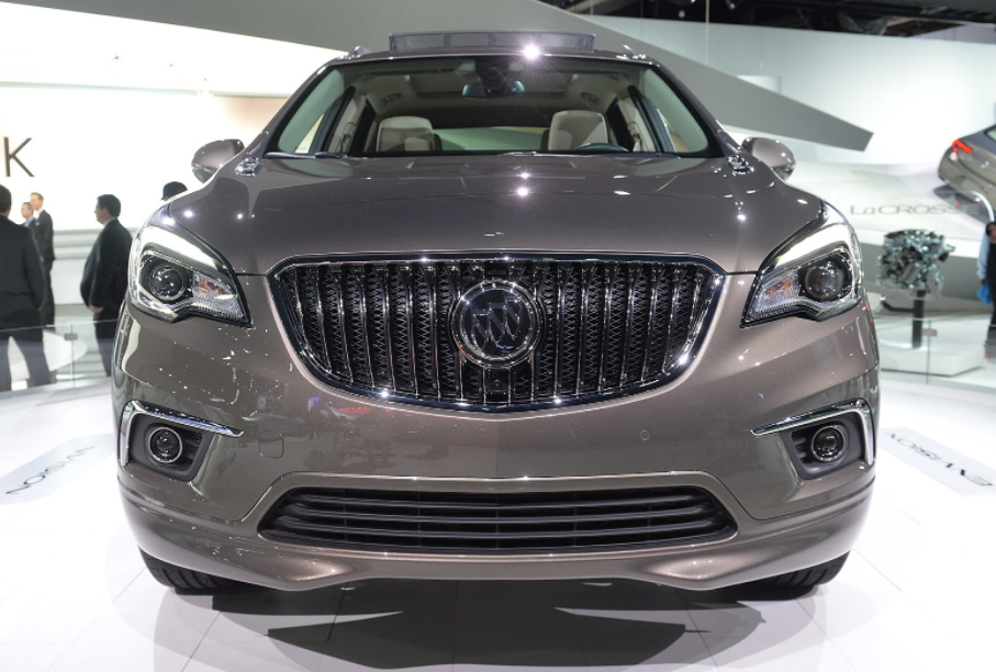 2023 Buick Envision Exterior