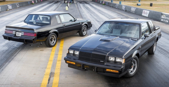2023 Buick Grand National Exterior