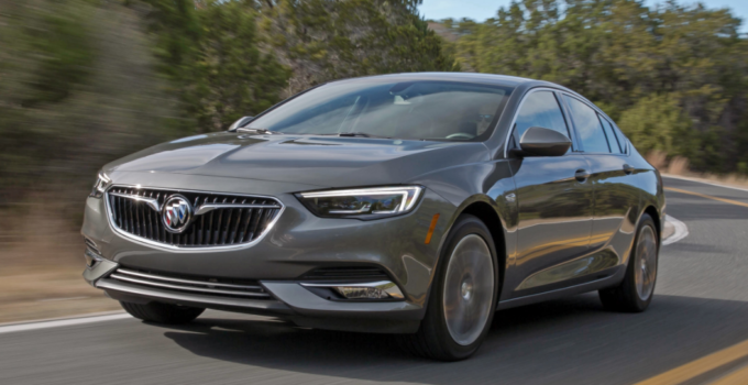 2023 Buick Regal Exterior